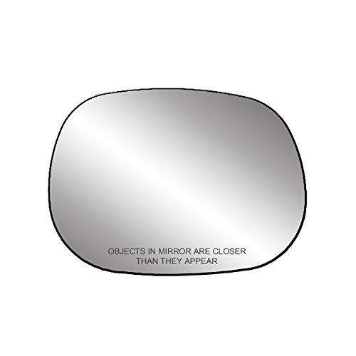 GetAllParts NEW Premium Replacement Automotive Replacement Outside Mirror Glass Right Without Heat encased in Backing 5019890AA