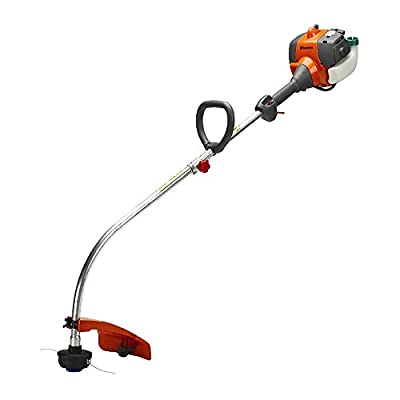 Husqvarna 128CD 28cc 2 Cycle Line Trimmer Curved Shaft (Certified Refurbished)