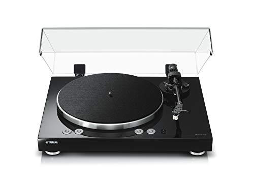 Yamaha MusicCast Vinyl 500 MusicCast Turntable - Black