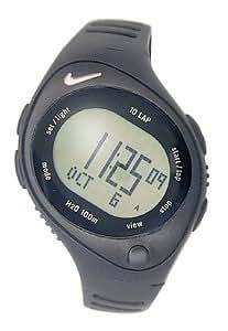Nike Women's Bowerman Series WR0124-001 Polyurethane Quartz Watch with LCD Dial