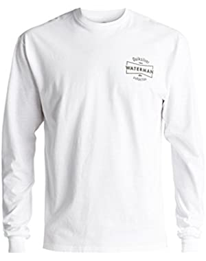 Waterman Men's Long Sleeve Tee Shirt