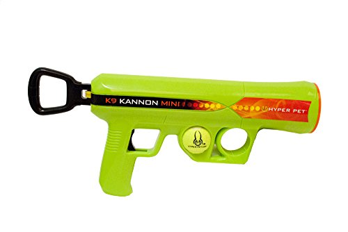 Hyper Pet K9 Kannon K2 Mini Ball Launcher Dog Toy