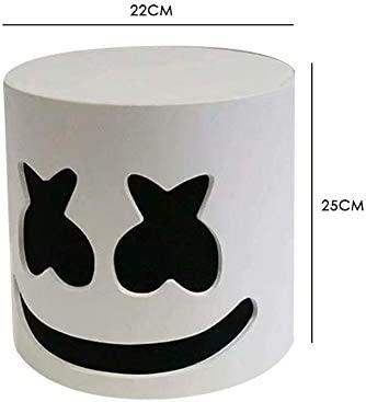 Duhe189014DJ Máscara Casco Fiesta De rol Accesorios De Látex Máscara De Cabeza Completa Fiesta De Música Halloween