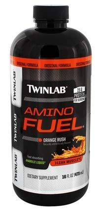 TWINLAB AMINO FUEL LIQ CONCENTRAT, 16 FZ (Twinlabs Amino Fuel Liquid)