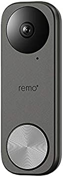 Remo+ RemoBell S WiFi Smart Doorbell