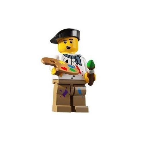 Lego Series 4 Artist Mini Figure, Baby & Kids Zone
