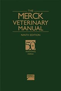 the merck veterinary manual 8589632543410 medicine health rh amazon com Merck Manual Home Merck Headquarters 08889