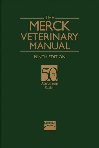 The Merck Veterinary Manual -  Revised Edition, Hardcover