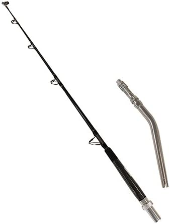 Daiwa TNB66MHF-DD Tancom Dendoh Casting Rod, 6 6 Length, 2Piece, 40-100 lb Line Rate, Medium Heavy Power
