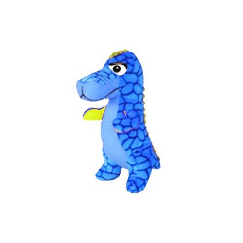ToySource Blue Swomp The Lizard Dinosaur 11 Plush Collectible Toy 11 Blue