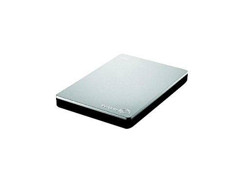 Seagate Backup Plus Slim USB 3.0 Portable Hard Drive for 맥 M.A.C with Mobile Device Backup