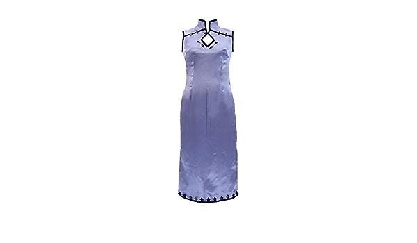 Amazon.com: Akame ga Kill! Night Raid Sheele Shere Dress Anime Cosplay  Costume S002: Clothing