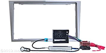 Cor//FBA Double DIN Installation Kit for Opel Astra H