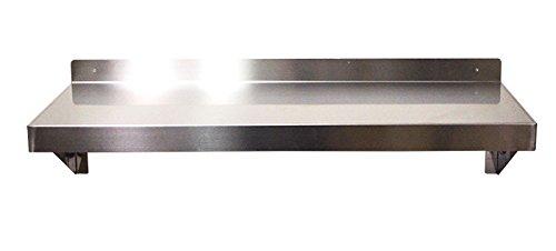 New Commercial Kitchen Restaurant Stainless Steel Wall Shelf Shelves - 14''x24''New Commercial Kitchen Restaurant Stainless Steel Wall Shelf Shelves - 14''x24''