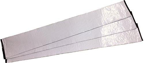 "Bear Bond All-Use Repair Tape - 6"" x 36"" - White or Black (White) - Set of 3"