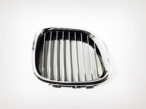 BMW 51-13-8-412-950 GRILLE, FRONT, RIGHT 2000 Bmw Z3 Roadster