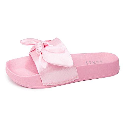 Femmes Sandales Pantoufles D'été Pink Sauvage 37 Cool Femmes Simple white Mode 37 Nouveau Bc8Bnrg1Wx