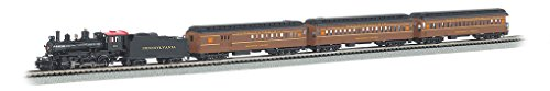 Bachmann Trains - The Broadway Limited Ready to Run Electric Train Set - N Scale ()