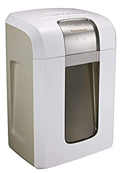 Bonsaii 4S30 10-Sheets Micro-Cut Paper Shredder