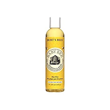 Burts Bees Babybiene Shampoo & Wash 235Ml - Packung mit 4
