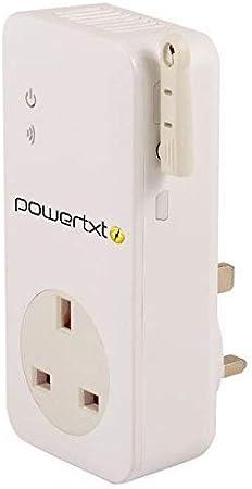Tekview Powertxt Remote Power Control /& Power Loss Alerts via GSM Mobile Network
