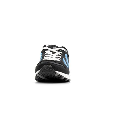 Hummel Unisex-Erwachsene 3-s Sport Sneaker schwarz