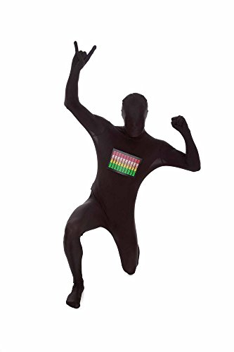 Morphsuits Glow Panel L, Multi Color, Large (Adult Glow Official Morphsuit)