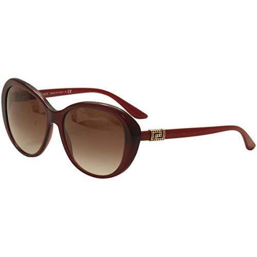 88d08a1ccdc new Sunglasses Versace VE 4324B 109 13 OPAL BORDEAUX ...