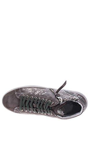 Negro Giardini–Zapatos Mujer Sneaker alta a616250d-103Sneaker alta antracita
