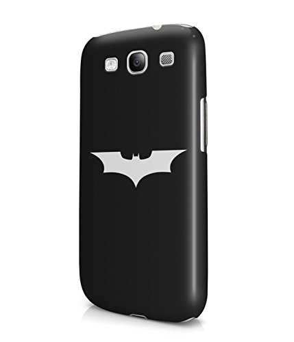 The Batman Logo Dark Knight Rises Plastic Snap-On Case Cover Shell For Samsung Galaxy S3