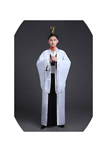 Chinese National Costume Hanfu Spring and Autumn