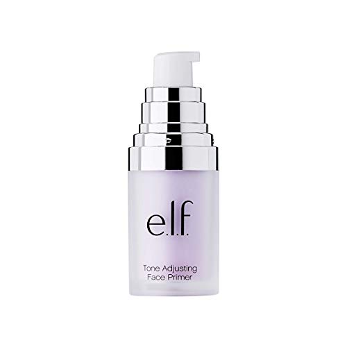 e.l.f. Mineral Infused Face Primer, Use as a Base for Your Makeup, Lavender Tint Brightens Skin, 0.47 fl. oz.