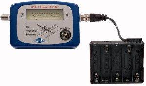 38 opinioni per DIGITSAT- DVB-T SIGNAL FINDER -strumento per misurare l'intensita' del segnale