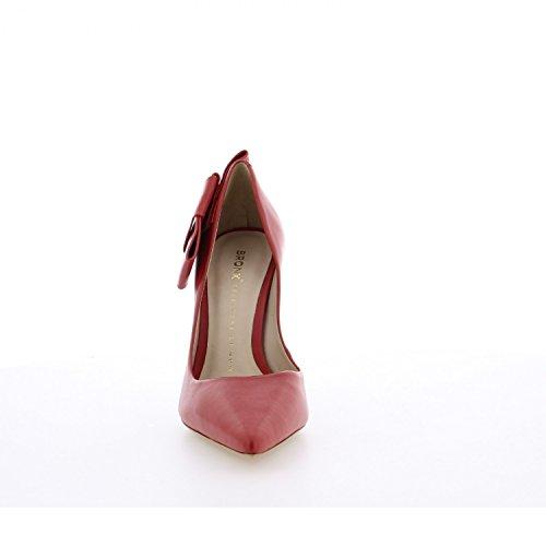 Bronx BrioX 75091-B Womens Court Shoes Rot vUk9BVz
