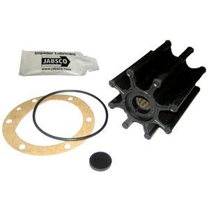 New JABSCO IMPELLER KIT NEOPRENE 8 BLADE 2 9/16 DIA X 3 W - (Type of Product:Boating-Boat plumbing & pumps-Plumbing fittings) - New