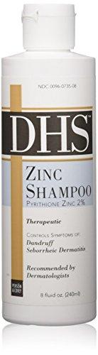 DHS Zinc Shampoo 8 oz ()