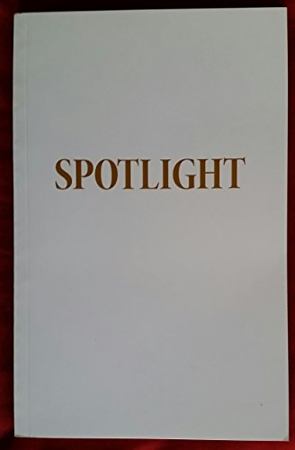 Spotlight Shooting Script Screenplay for your consideration