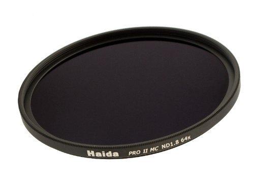 Haida PRO IIニュートラルMC ND64ニュートラルフィルターシリーズ(Mehrschichtvergütet) - 52 mm - インナーハンドル付き光学レンズを含む   B00CK9AJFK