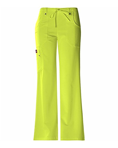 Evolution NXT by Dickies Women's Drawstring Scrub Pant XXX-Large Kiwi by Dickies