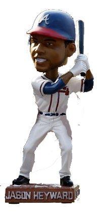 Jason Heyward Atlanta Braves Bobblehead MLB B07FLBRSGM