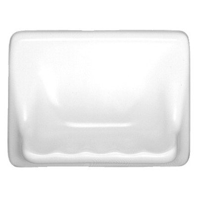bath accessories soap dish finish arctic white