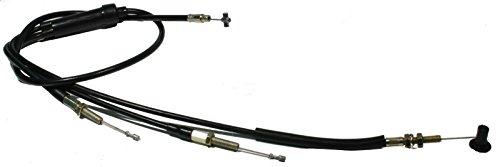 Arctic Cat Panther 440 Snowmobile - SPI Throttle Cable for Snowmobile ARCTIC CAT PANTHER 440 1997-1999-DUAL W/INJECTION VM34