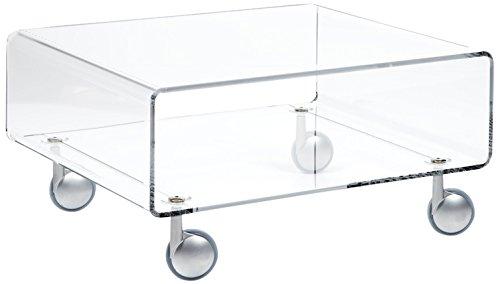 EMPORIUM31 Emporium Tavolino Andy 1 Trasparente CL98211_Trasparente