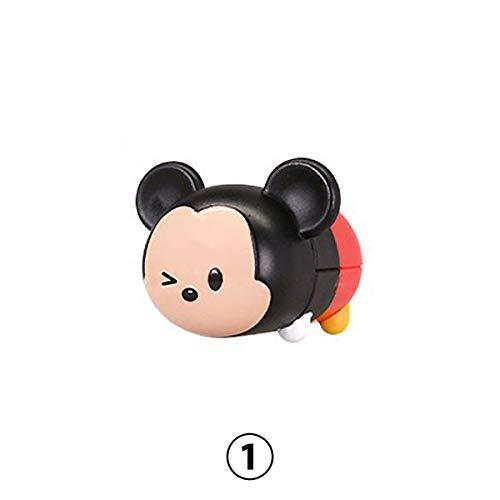 Capsule Toy Disney Tsum Tsum Pocket Tsum Light Up Keychain Mascot Collection Part 3, Design 1