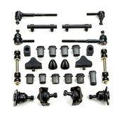 Chevrolet Full Size Front End Suspension Rebuild Kit with Idler Arm Repair Kit Chevrolet Bel Air Front End