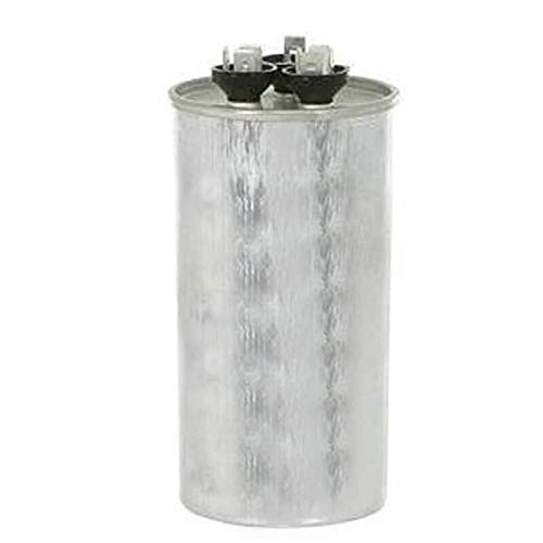 Replaces Lennox Capacitor - Lennox 89M89 - Capacitor 50+10 @ 440V Round