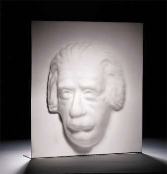 [Einstein Alive] (Hollow Face)