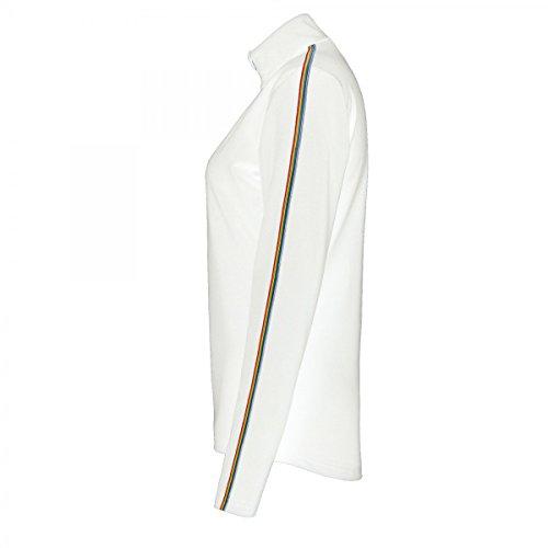 FERA Women Josie 1/2 Zip (Fera White Jacket)