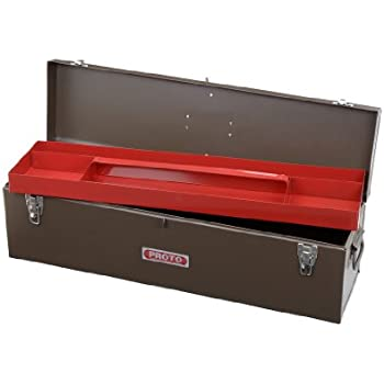 Stanley Proto J9979-NA Proto Carpenter's Box - Carpenters Tool Box ...