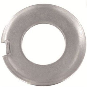 10.5mm ID DIN 432 M10 Washers Ships Free in USA by Aspen Fasteners ASSP04322105 500pcs with External Tab A2 Stainless Steel